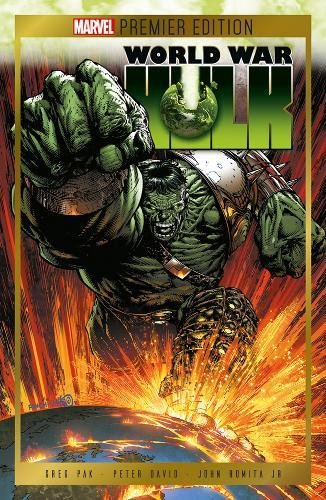 Marvel Premium Edition: World War Hulk UK ED