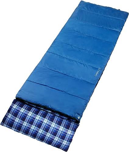Camping Enveloppe de Sac de Couchage Simple en Coton léger Adulte 4 Sacs de Couchage Paresseux Slaapza pour la randonnée en Plein air