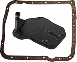 4L60E Automatic Transmission Filter with Gasket Kit for Cadillac Buick Chevy GM Replace 24208576 24208813