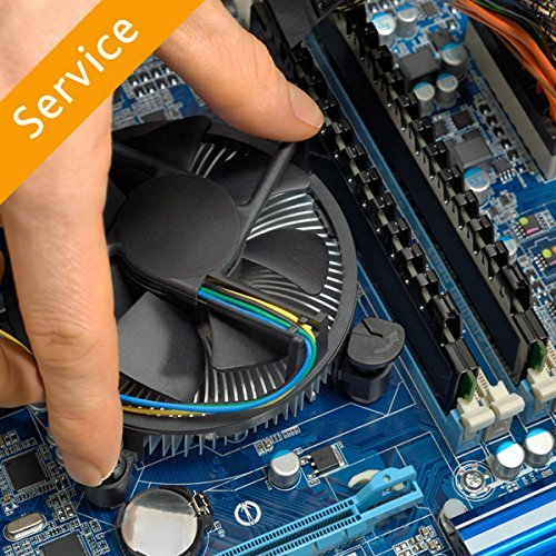 Computer Component Installation - PC - Desktop - Motherboard Replacement