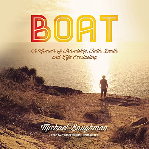 Boat audiobook cover art
