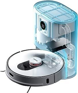 IMILAB ROIDMI Aspirapolvere robot e pulitore per mocio con base di pulizia Smart Dust Collection Bin telecomando 2700Pa De...
