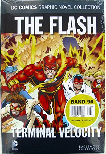 DC Comics Graphic Novel Collection 96: The Flash - Terminal Velocity