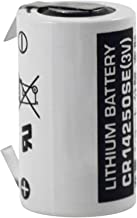FDK CR14250SE-T 3V 1/2 AA Laser Lithium Battery with Solder Tabs Fast USA Ship