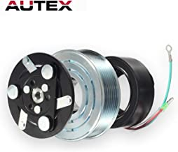 AUTEX AC A/C Compressor Clutch Coil Assembly Kit 38800RZYA010M2 80221SNAA01 8851502200 Replacement for HONDA CR-V 2007 2008 2009 2010 2011 2012 2013 2014