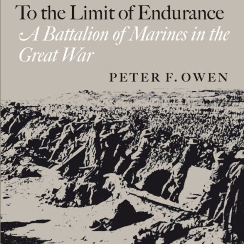 To the Limit of Endurance audiobook cover art