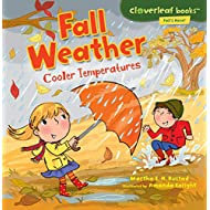 Fall Weather: Cooler Temperatures (Cloverleaf Books ™ ― Fall's Here!)