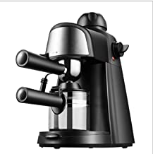 LIUJUN-WEI Filter kaffebryggare, Fast Brewing, halvautomatisk, håll varm & Anti-Drip Funktion, Åter Filter för kaffe och t...