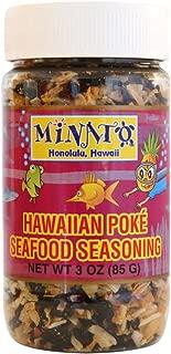 Minato's Hawaiian Poke Seafood Seasoning