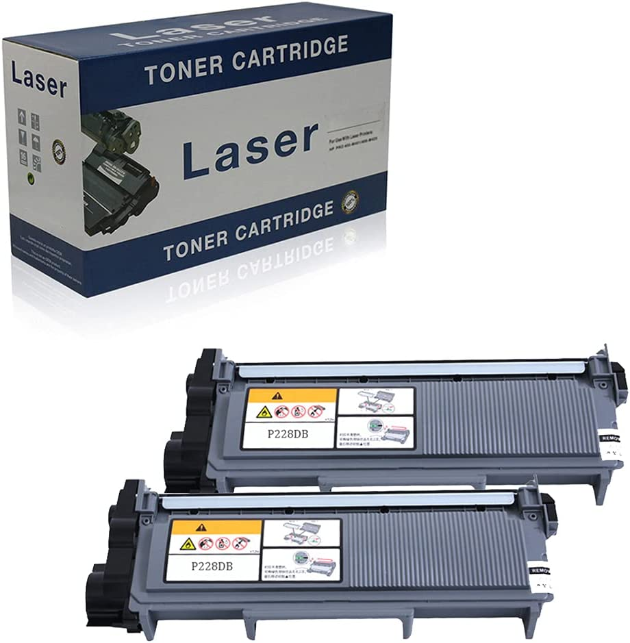 Compatible Toner Cartridges Replacement for Xerox P225D for Use with Xerox P225D P225DB M225Z P265DW Printer,(Black-2600 Pages),2 Pack