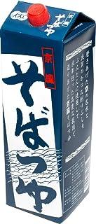 業務用 国産 鰹節使用 濃縮京風そばつゆ(希釈用)1.8ℓ ざるそば・ざるうどん3倍、天つゆ・丼のタレ5倍希釈