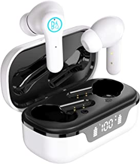 Sponsored Ad - Wireless Earbuds Wireless Bluetooth Headphones Touch Control in-Ear Stereo Sound Wireless Headphones with M... photo