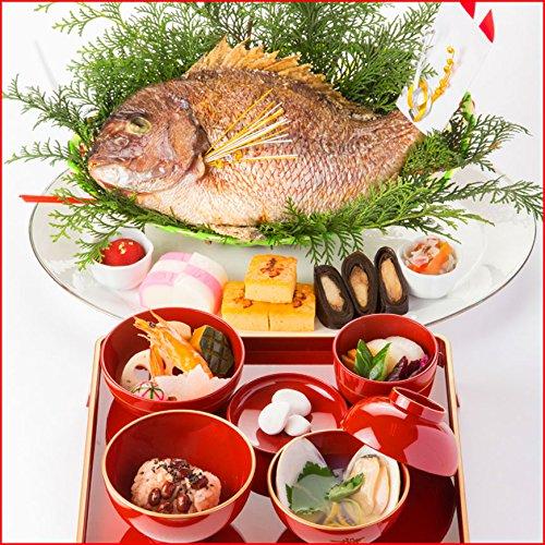 お食い初め【大きな鯛のお料理セット】季膳味和/ときぜんみわ