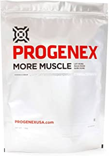 PROGENEX® More Muscle | Hydrolyzed Whey Protein Isolate Powder for Fat Burning and Lean Muscle Gain | Best Tasting Low Carb High Protein Shake for Women and Men | 30 Servings, Cookies and Cream
