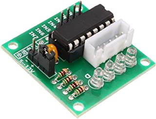 uxcell ULN2003 4 Phrase Stepper Motor Test Board Driver Board Stepping Module for Arduino