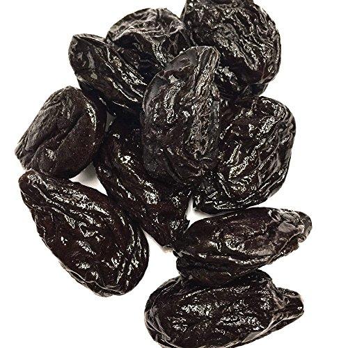 種付きジャンボドライプルーン (1kg) - アメリカ産 バランスのよいミラクルフルーツ