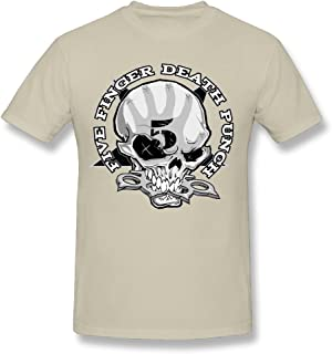 Five Finger Death Punch Tour 2016.png T Shirt For Men Black