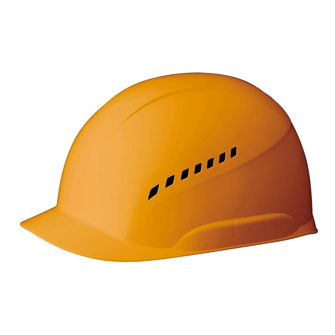 歯シルククローゼットミドリ安全 軽作業帽 SCL-300VA オレンジ