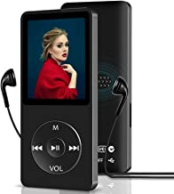 MP3 Player,16GB Music Player with Build-in Speaker/ FM Radio/ Recording/ E-Book, Mini MP4 MP3 Player with 1.8 inch HD Scre... photo