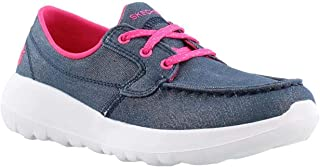 Skechers GO Walk Joy Shore Brights Girls Sneaker Oxford