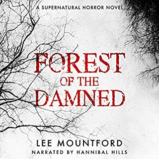Forest of the Damned cover art