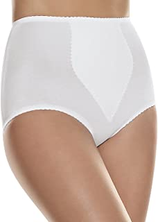 399b3faf5a Hanes Shapers Everyday Light Control w  Tummy Panel Brief 2 Pack White  XXX-Larg