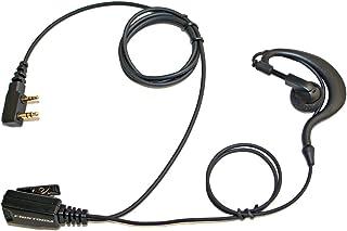 F.R.C エフ・アール・シー FIRSTCOM 特定小電力トランシーバー用耳掛け型イヤホンマイク KENWOOD対応 FPG-23K