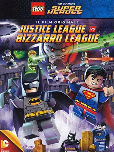 Lego: Dc - Justice League Contro Bizzarro League [Italia] [DVD]