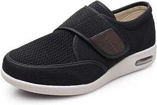 Diabetic Shoes for Men's Velcro Shoe for Elderly Women...