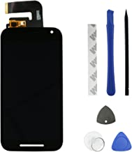 Swark LCD Display Compatible with Motorola Moto G 3rd Gen 2015 G3 XT1540 XT1543 XT1548 (Black) Touch Screen Digitizer Assembly with Tools