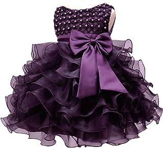 1985c5f8271e Amazon.com  3-6 mo. - Special Occasion   Dresses  Clothing
