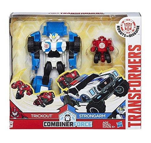 Transformers - Combiner Force, 23 x 20 cm (Hasbro C0653EU40) , color/modelo surtido