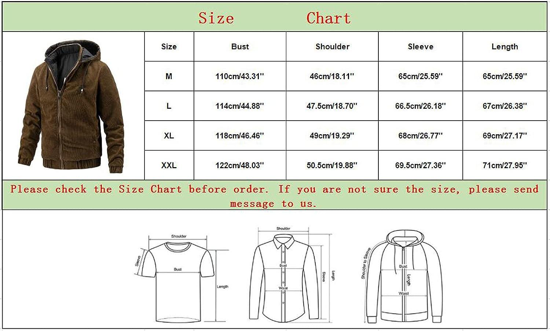 RIZI Jacket Hoodie Men's Casual Bomber Coat Lightweight Fall Pockets Outwear Windbreaker Zip Winter Softshell Long Sleeve