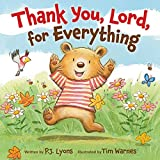 Thank You, Lord, For Everything