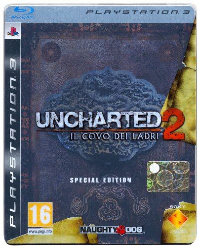 Sony Uncharted 2: Among Thievs - Limited Edition, PS3