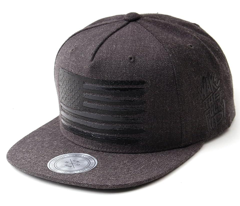 メンバーエスカレート現代のFLIPPER アメリカの国旗スナップバック カジュアル Kpop フラットツバ型 ハット ベースボールキャップ メンズ Snapback Cap 野球 帽子 野球帽 男女兼用 Tag付き 調節可能