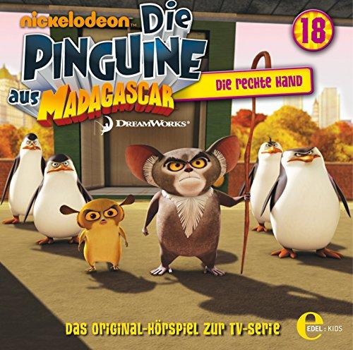 Die Pinguine aus Madagascar - Folge 18: Die Rechte Hand