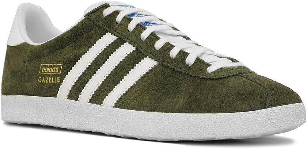 adidas Gazelle Kaki: Amazon.co.uk: Shoes & Bags