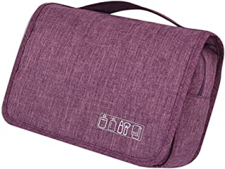 Enerhu Toiletry Bag Multifunction Cosmetic Bag Makeup Pouch Travel Hanging Organizer Bag