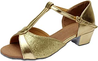 [Feiscat] 子供靴 サンダル 女の子 シンプル 簡単 純色 白い 履き心地良い ファーストシューズ キッズ靴 可愛い おしゃれ ベビーシューズ カジュアル 通学 通園 誕生日 運動会 宴会 出産祝い プレゼント ダンス 普段着