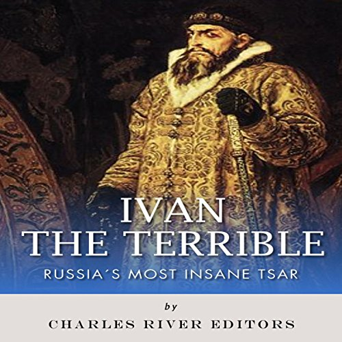 Ivan the Terrible audiobook cover art