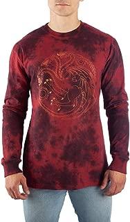 Game of Thrones Long Sleeve Shirt Targaryen TShirt Game of Thrones Shirt