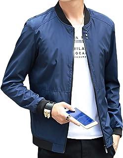 Ra&Do ジャケット メンズ カジュアル 薄手 スリム ジャンパー ブルゾン 春秋 R130