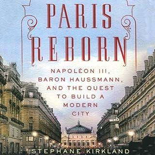 Paris Reborn cover art