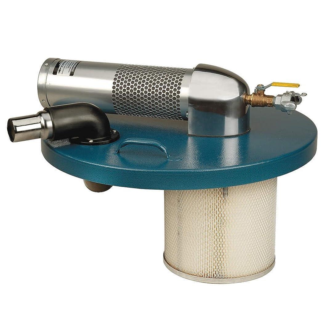 Vacuum Generating Head, 15 HP, 55gal, 89cfm