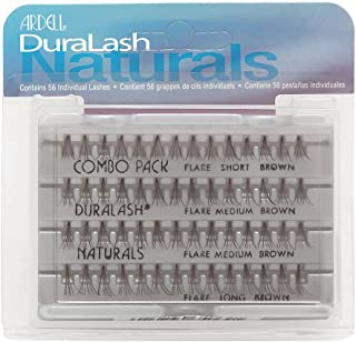 Ardell Individual Flare Lashes - Combo Brown