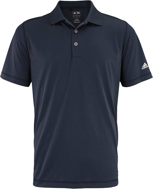 adidas Golf Men's Puremotion Short-Sleeve Polo Shirt: Clothing