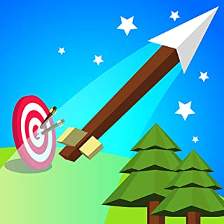 Throwing Arrow - Addicting Flying Arrows Simulator 2018: Twisty Bow And Arrow Free Games