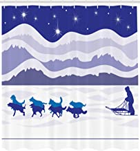 Best sled dog silhouette Reviews