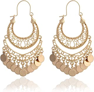 mexican filigree earrings